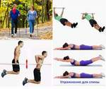 Минимальный набор упражнений для мужчин
